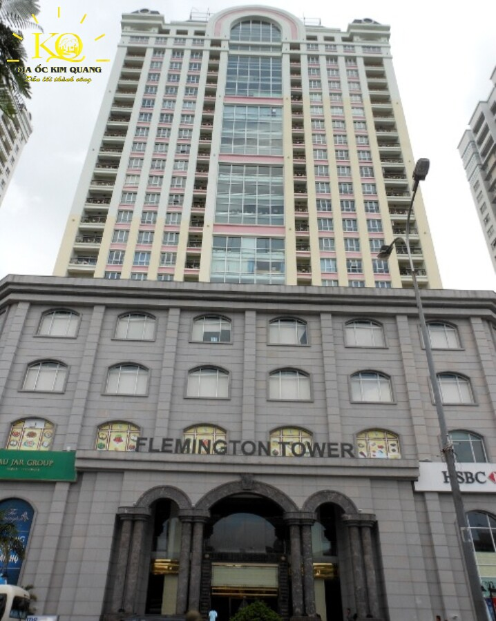Bên ngoài The Flemington Tower